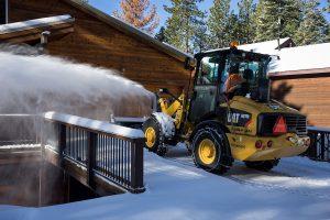 snow removal company Incline Village nv